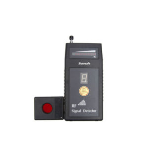 RF Signal Detector with Auto Threshold Bug Detector Wireless Camera Detector Anti Eavesdropping Device Full-Range Anti-Wiretapped Bug Detector pictures & photos