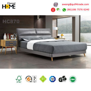 New Arrival Bedroom Furniture King Bed (HC870) pictures & photos