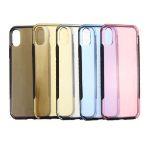 New Design Transparent TPU Soft Phone Case for Iphonex/8/8plus pictures & photos