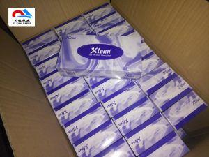 100% Virgin Pulp Boxed Facial Tissue pictures & photos
