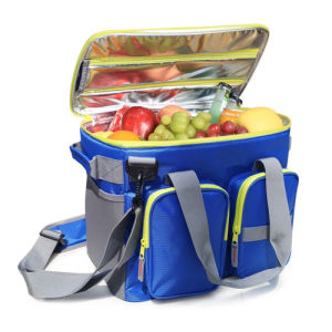 Large Capacity Insulated Cooler Food Ice Picnic Lunch Can Bag pictures & photos