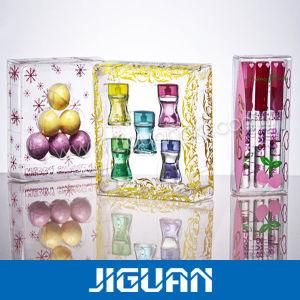 Transparent Plastic Package Box/ Gift Box/Soft Bag (DC-BOX003) pictures & photos