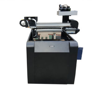 High Quality Hot Selling Automatic A2 Digital Flatbed UV Printer pictures & photos