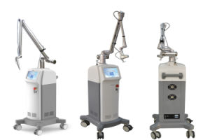 Newest 10600nm RF Sealed-off CO2 Fractional Laser Equipment with 30W Output Power pictures & photos