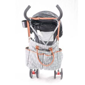 Custom Wholesale Adult Changing Designer Tote Fashion Diaper Bag Baby pictures & photos