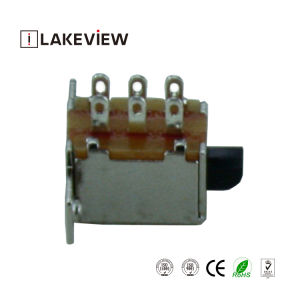 Mini Push Switch Self-Lock and Non-Lock pictures & photos