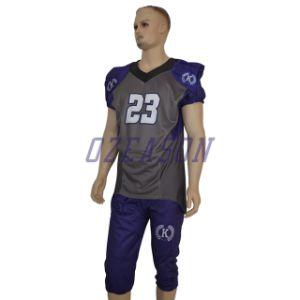 Custom American Football Shirt, Football Jersey, Football Uniform Sportswear pictures & photos