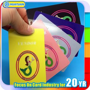 13.56MHz PVC RFID Smart MIFARE Classic 4K Card ID Badge pictures & photos