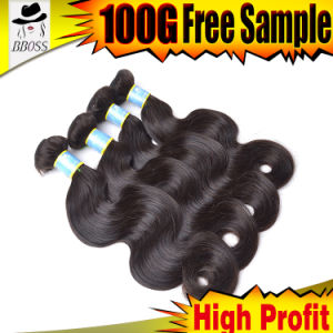 Christmas Gift Brazilian Hair Weave, 100% Remy Human Hair Weaving pictures & photos
