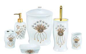 Ceramic Bath Set 6PCS pictures & photos