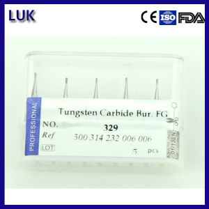 Manufacture High Quality HP Carbide Tungsten Bur for Dental Use pictures & photos