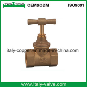 UK Type Brass Forged Compression End Stop Valve (AV2013) pictures & photos