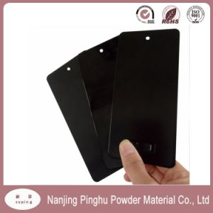 Cheap High Gloss Black Powder Coating Manufacturer pictures & photos