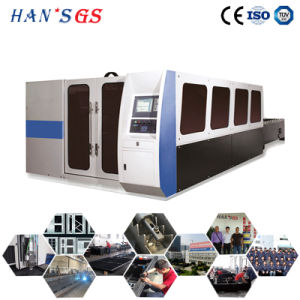 2kw Laser Hans Laser GS Famous Metal Sheet Fiber Laser Cutting Machine pictures & photos