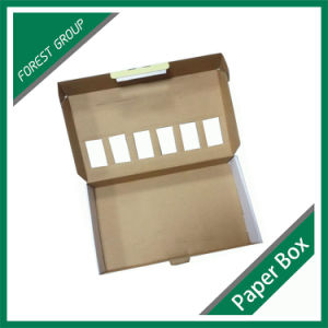 3 Bottle Cardboard Carrying Bag (FP6066) pictures & photos