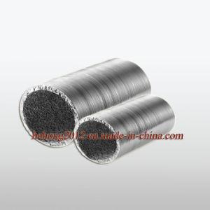 Aluminium Fiberglass Glass Flexible Air Duct pictures & photos