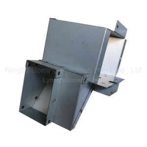 Precision Sheet Metal Stamping Welding Part of Ventilation Facilities pictures & photos
