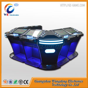 Touch Screen Electric Roulette Gambling Game Machine pictures & photos