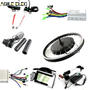Agile 48V 1000W LCD Conversion Hub Motor Kit with Ce pictures & photos
