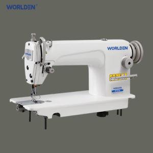 Wd-8700 High Speed Lockstitch Industrial Sewing Machine pictures & photos