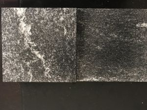 Chinese Cloudy Black Granite for Tiles pictures & photos