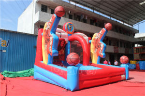 Adults Inflatable Basketball Shooting Game Chsp236 pictures & photos