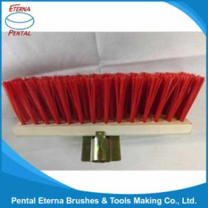 PP Filament Wooden Broom for Cleaning pictures & photos