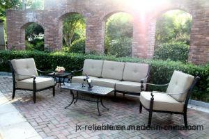 Classic Chat Sofa Set Cast Aluminum Garden Furniture pictures & photos