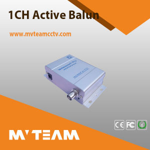 Mvteam CCTV Accessory Active Video Balun for Security System (MVT-302T/R) pictures & photos