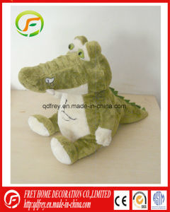 Ce Kids Animal Toy of Plush Crocodile pictures & photos