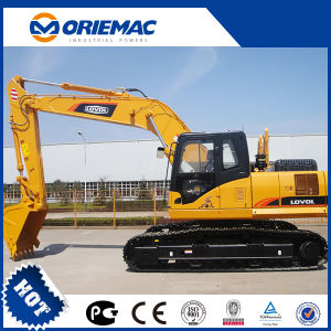 Good Price Foton Lovol Excavator (FR260) pictures & photos