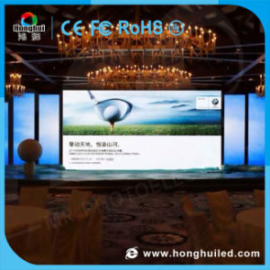 P3.91 High Brightness 1400CD/M2 Indoor LED Display Screen pictures & photos