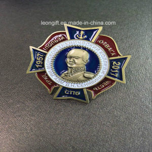 Factory Custom Metal Badge Lapel Pin for Event pictures & photos