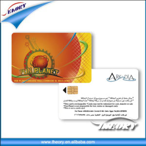 Gold Hot Stamping ID /RFID Smart Card/UV Printing Card, Injek Printing Card pictures & photos