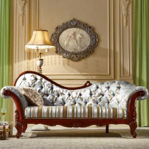 Classic Fabric Chaise Lounge Chair for Home Furniture (92Y) pictures & photos