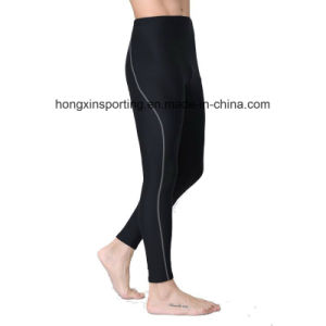 Neoprene Diving Trousers with Nylon Fabric (HXSW1125) pictures & photos