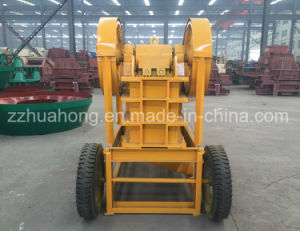 Portable Jaw Crusher Price, Mini Mobile Jaw Crusher for Sale pictures & photos
