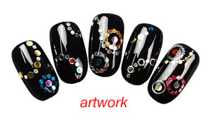 Nail Art, Nail Dazzling pictures & photos