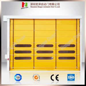 Exterior Folding System High Speed Stacking Automatic Stacking Door (Hz-FC0360) pictures & photos