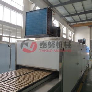 Automatic PLC Control Two Color Hard Candy Making Machine pictures & photos
