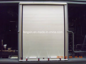 Security Protection Aluminum Roll-up Doors for Fire Truck pictures & photos
