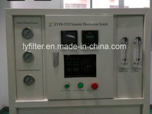 5000 10000 Liter Per Day Seawater Desalination RO Plant for Well Water pictures & photos