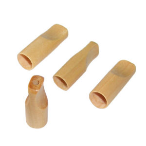 Wooden Cigar Tips