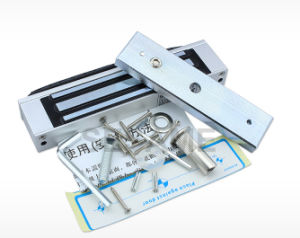 Control De Acceso Hot Sale 180kg (380LBS) Electric Magnetic Lock Surface Mounted (SM-180) pictures & photos