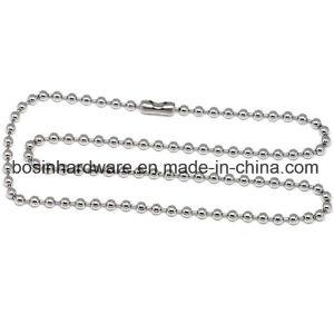 2mm Steel Metal Ball Chain Lanyard Neckalce pictures & photos