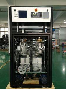 Double Nozzles High Flow Rate Fuel Dispenser for Gas Station pictures & photos