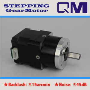 NEMA17 L=34mm Stepping Motor with Gearbox Ratio 1: 10