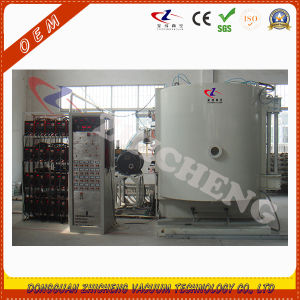 Vacuum Coating Machine for Domestic Ceramics pictures & photos