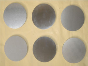 Cold Rolled Stainless Steel Circle pictures & photos
