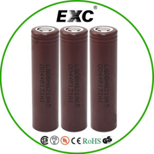Hottest OEM18650 Battery, 3000mAh Lithium Ion Battery, 20A High Drain Battery Lgdbhg21865 pictures & photos